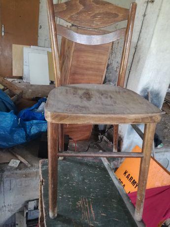 Krzesło z czasów PRL Radomsko
