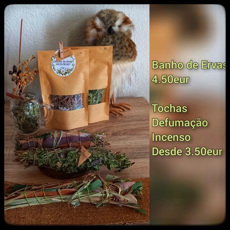 Ervas orgânicas infusoes chás plantas