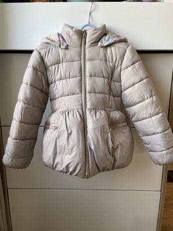 Демисезон куртка Mayoral 134 см ( двустороннняя)