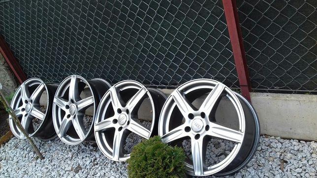 Alufelgi R17 made in Germany 5x112 audi VW skoda zamiana