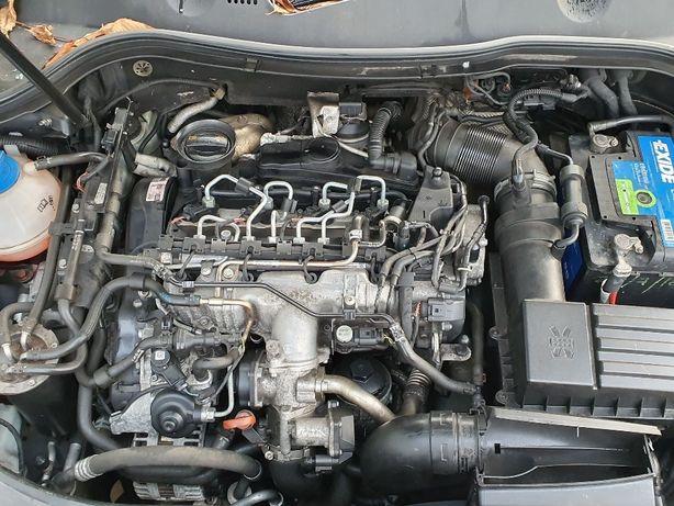 Skrzynia biegów Passat B6 2.0TDI CR 140KM 2009r