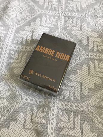 Новая Туалетна Вода духи  Ambre Noir ив роше  50 мл
