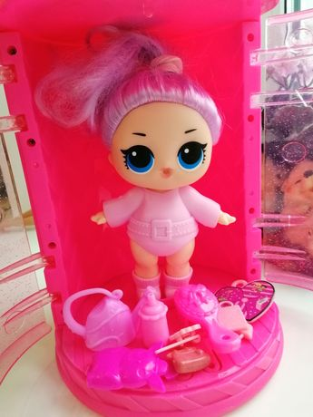 Лялька в музикальній капсулі кукла лол