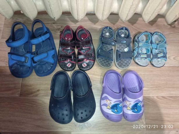 Летняя обувь для деток