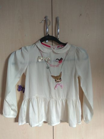 Elegancka bluzka dla dziewczynki