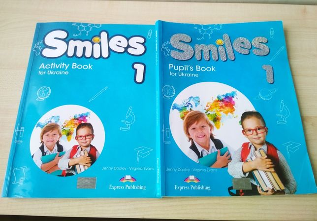 SMILES 1 Pupil's Book and Activity Book