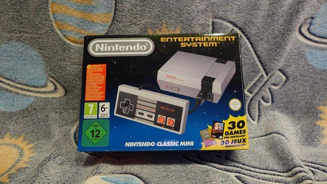 NES Classic Mini,  1 pad, stan idealny