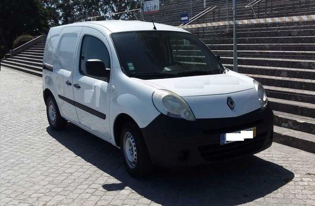 Renault kangoo 1.5 dci com A/C