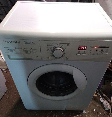 Tanio sprzedam pralkę automatyczną DAEWOO NANO SILVER ład.6 KG