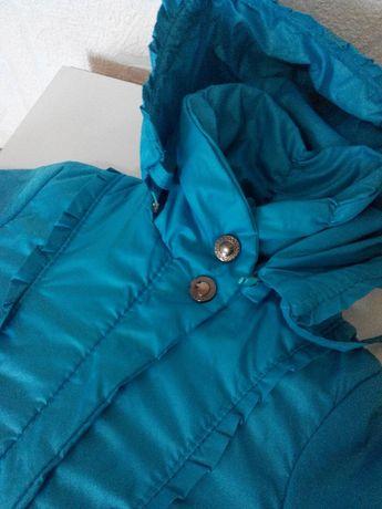Куртка демисезонная на девочку рост110см