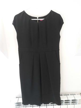 Happymum m czarna sukienka