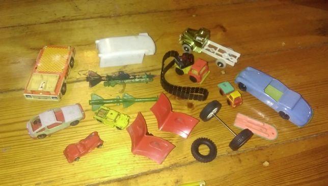 stare zabawki PRL