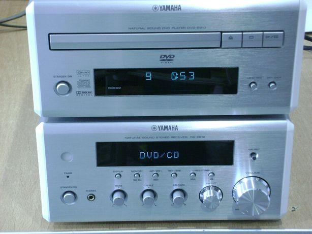 miniwieża YAMAHA RX-E810 dvd-e810
