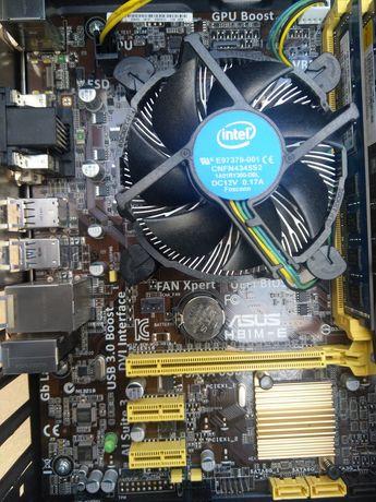 Motherboard ASUS H81M-E + Processador Intel® Core™ i3-4160
