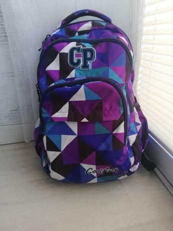 Kolorowy duzy plecak