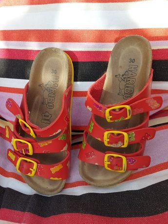 Sandałki Haribo 30 wysyłka klapki sandały żelki