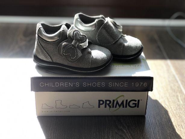 Dziewczęce buty trzewiki włoskie PRIMIGI rozm.20 (21) jak NOWE