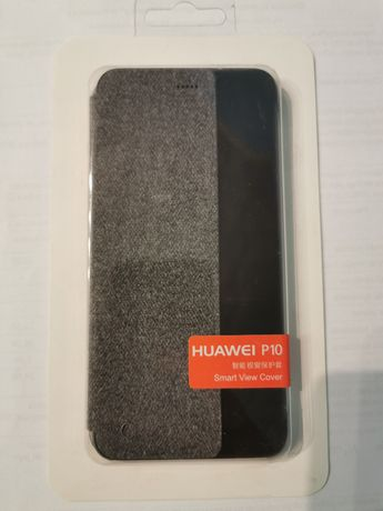 Etui Smart view Huawei P10