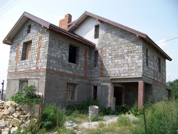 Продам будинок,незавершене будівництво дом дача хата