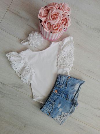 Body Zara dla dziewczynki 122