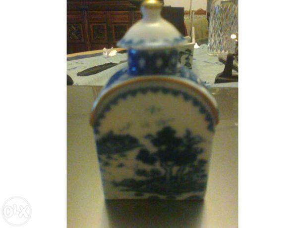 Frasco de chá porcelana cantão