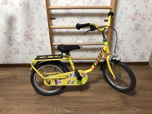 Дитячий детский велосипед Puky з Німеччини Германия с Эвропы