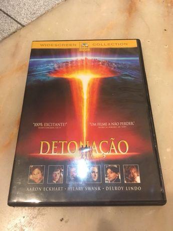DVD The Core / Detonação