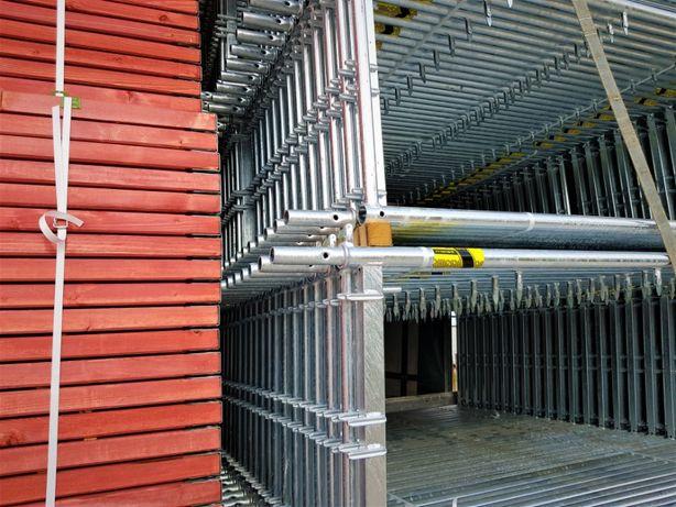 Sprzedam rusztowania typ Plettac 135 m2 STEMPLE BUDOWLANE