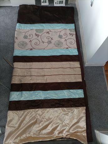 Narzuta na łóżko 220x240 cm i 2 poszewki na jaśki Arespol