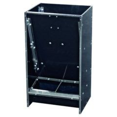 Automat paszowy dla prosiaków, na sucho, dwustanowiskowy AP2T