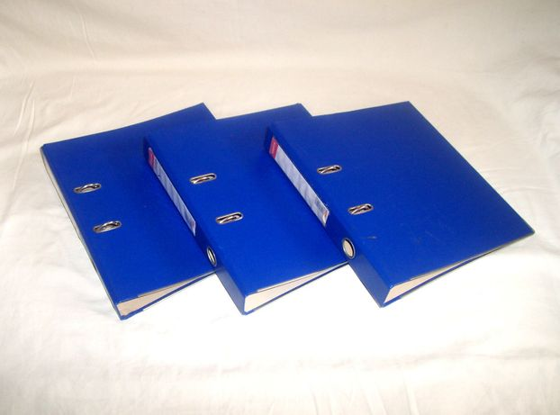 Папка-регистратор «ESSELTE» формат А4, 50 мм / Папка