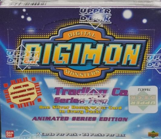 Digimon Booster Box 2000 Serie Two