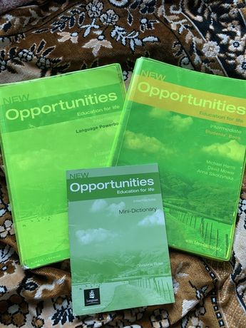 New Opportunities(Intermediate)