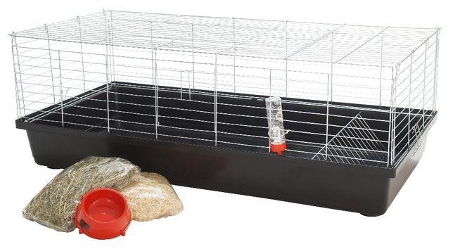 Klatka dla królika świnki 120 cm