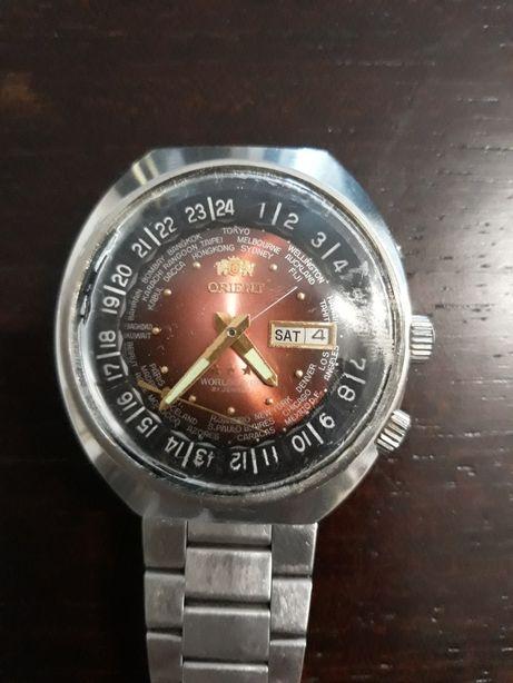 Relógio Orient World Diver