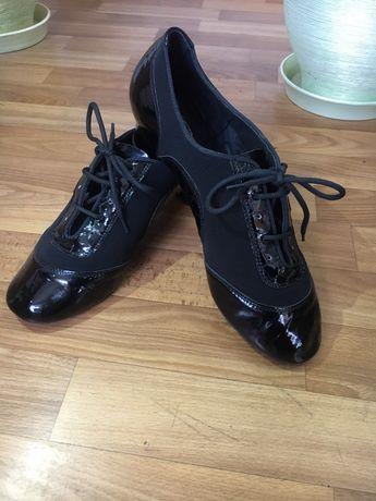 Танцевальные туфли мужские