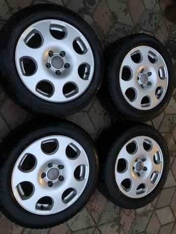 Диски R16.5.112 Audi A4 A6  Volkswagen Passat Golt Skoda