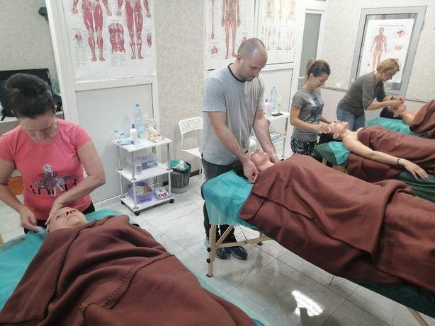 Курсы массажа лица NV MASTER. Старт обучения: 25 Сентября.