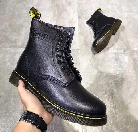 Мужские зимние ботинки Dr.Martens (с мехом)