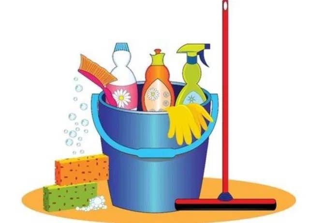 Faço limpezas domésticas ou empresariais