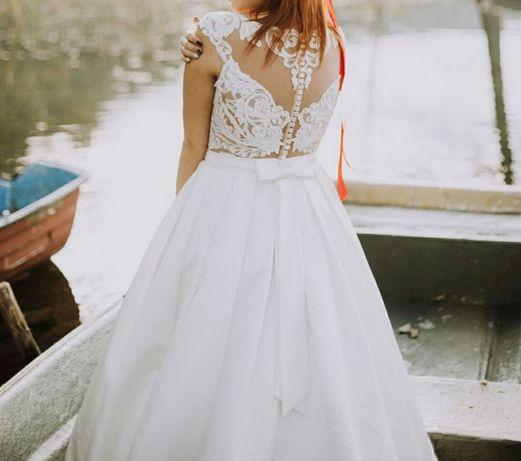 Sprzedam suknię ślubną Esma Allegresse
