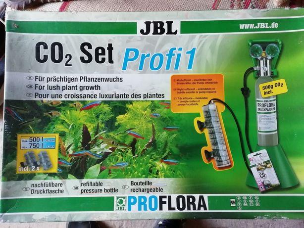 CO2 para aquários plantados