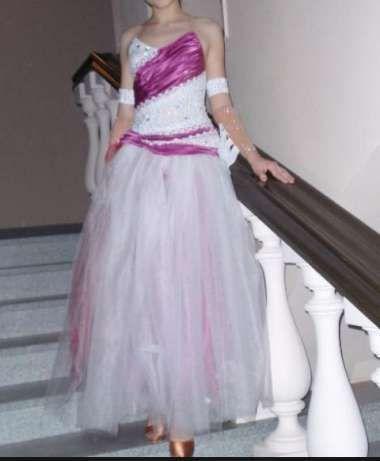 Срочно! Платье Стандарт для бальных танцев.