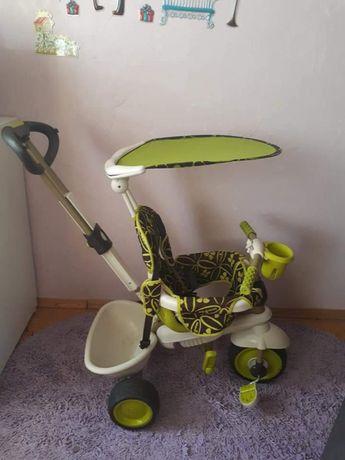 Велосипед Smart Trike Dream 4в1, салатово-чорнийТорг