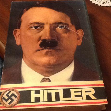 Hitler - de Pierre e Rennée Gosset - Muito Raro