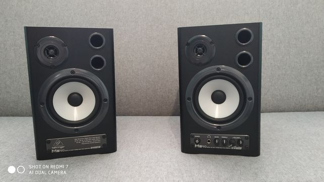 Behringer Ms40 monitory bliskiego odsłuchu