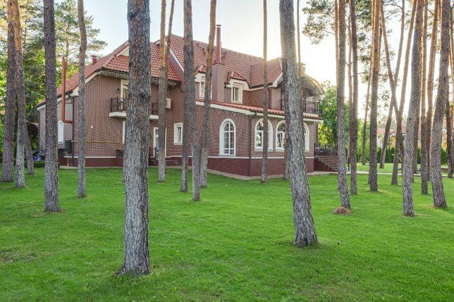 Без Комиссии хозяин Конча Заспа Козин дом в сосновом лесу