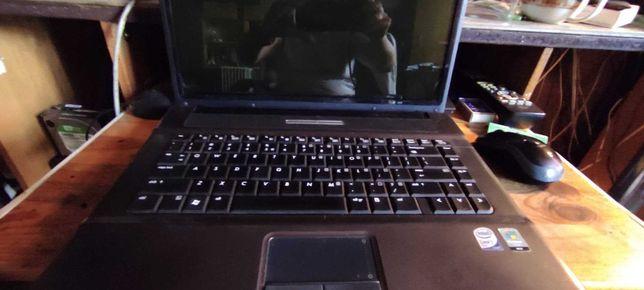 """HP 550 T5670 15,4"""" Intel® Core™ T5670 - 4GB RAM - 250GB Dysk"""