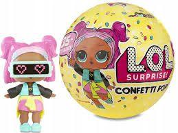 Lol surprise confetti pop WYPRZEDAŻ!! Ostatnie sztuki