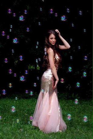 Роскошное платье, блестящее Платье, вечернее платье,фотосессию